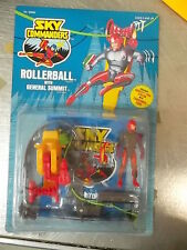 Kenner Sky Commanders Rollerball Roule-Boule General Summit new
