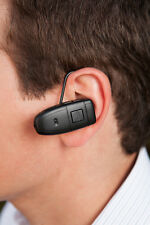 4GB BLUETOOTH STYLE EARPIECE SECRET HIDDEN SPY SHOPPER CAM w/DVR CAMERA + AUDIO