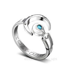 Silver Ring License Star Trek Starfleet Beyond USS Enterprise NCC-1701 Cosplay