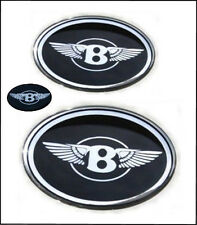 "Chrysler 300 Bentley ""B"" w/wings emblem grille grill badges front/trunk/steering"