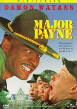Major Payne  DVD Damon Wayans, Michael Ironside, Scott Bam Bam Bigelow, Joseph B