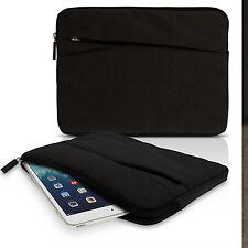 Schwarz Schutzhülle Beutel Tasche für 10.1 Zoll Tablets Case Cover iPad Samsung