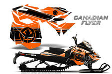 SKI-DOO REV XM SUMMIT SNOWMOBILE SLED GRAPHICS KIT WRAP CREATORX CAN FLYER BO
