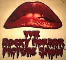 Vintage 1975 Rocky Horror Picture Show Iron-On Transfer Iron-On Movie Cult RARE!