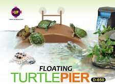 Turtle Pier Floating - Aquarium Reptile Small Turtle Frog Dock Basking Platform