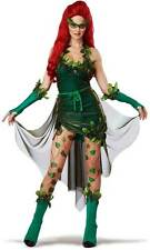 Kiss Of Death Lethally Beautiful Poison Ivy Batman & Robin Costume Womens S