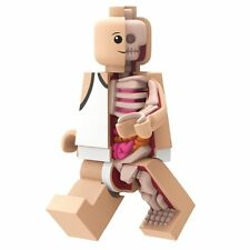 "11"" Bigger Micro Anatomic Figure By Jason Freeny Lego"