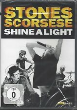 THE ROLLING STONES / SHINE A LIGHT * NEW DVD * NEU *