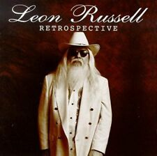 Retrospective-Best Of - Leon Russell (1997, CD NIEUW)