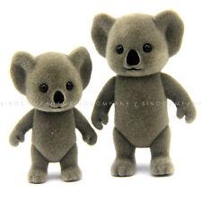 Lot 2 Sylvanian Families Koala Family 3'' Doll figure Gift M622