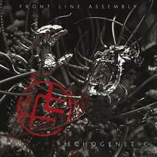 FRONT LINE ASSEMBLY Echogenetic LTD.CD Digipack 2013