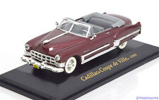 1:43 Collection 711 Cadillac Coupe De Ville Convertible 1949