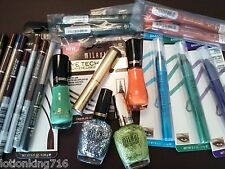 LOT OF 20 NEW MIXED JORDANA & MILANI MAKEUP NAIL/LIP/EYE + FREE GIFT & FAST SHIP
