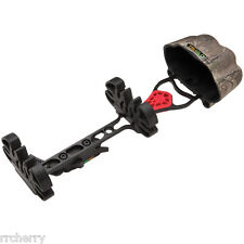 "@NEW@ TruGlo ""Tru-Tec LT"" Bow 5 Arrow Aluminum Quiver! Mathews Lost Camo TG335C2"