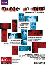 Murder in Mind - The Complete Collection DVD NEW