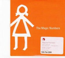 (DZ101) The Magic Numbers, Forever Lost - 2006 DJ CD