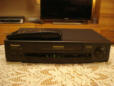 Panasonic NV-SD410  Stereo Videorecorder + Original Fernbedienung