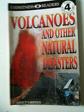 VOLCANOES AND OTHER NATURAL DISASTERS Dorling Kindersley Series 4