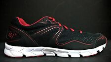 361 Men's Size 11 Breeze Running Shoes, 101420106-1008, Black Red