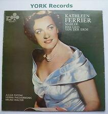 KATHLEEN FERRIER - Mahler: Das Lied Von Der Erde - Ex Con LP Record ACL 305
