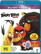 The Angry Birds Movie (Blu-ray, 2016)