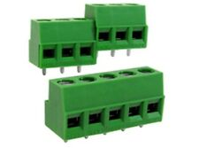 2-way Pro PCB Terminal Block 5mm Pitch PCB Mount Pack of 10