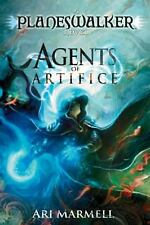 Agents of Artifice: A Planeswalker Novel (Planeswalkers), Ari Marmell, Good Book