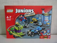 Lego Juniors (Easy to Build) 10724 Batman & Superman gegen Lex Luthor- NEU & OVP