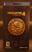 New! Uncharted 4 [Libertalia Collector's Edition] (PlayStation 4, 2016)