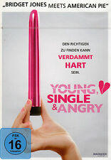 DVD NEU/OVP - Young, Single & Angry - Sarah Blevins & Jamie Anderson