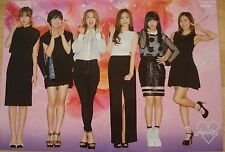 APINK   ____    1  Poster ___  A3   ___     28 cm  x  41 cm  ___  Une Annee