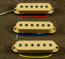 (A21) 1 Set of SSS Strat style Single Coil Pickup ,CREAM
