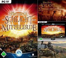 Der Herr der Ringe Die Schlacht um Mittelerde PC mit Handbuch DEUTSCH