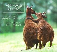 Animals in Love [Original Score] soundtrack by Philip Glass CD 2007