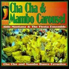 Cha Cha & Mambo Carousel by Various Artists (CD, Jan-1996, DHM Editio Classica)