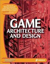 Game Architecture and Design Gold Book by Andrew Rollings (1999, Paperback)