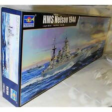 Trumpeter TRU 03708 1:200 HMS Nelson 1944 Model Ship Kit