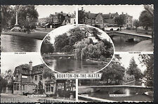 Gloucestershire Postcard - Views of Bourton-On-The-Water  MB1132