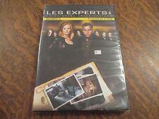 dvd les experts: crime scene investigation saison 3 episodes 21 a 23