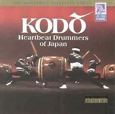 KODO - Heartbeat Drummers Of Japan CD ** Excellent Condition RARE **