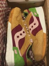 "BNIB End x Saucony Shadow 5000 ""Burger"" US 10 Special Box DS NB Ronnie Fieg"