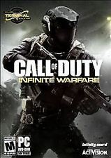 Call of Duty: Infinite Warfare - Standard Edition - PC* FACTORY SEALED*