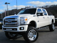 Ford: F-350 PLATINUM
