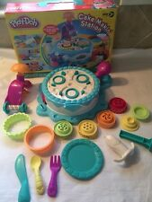 Play-Doh CAKE MAKIN' STATION Play set Complete Parts No Play Doh