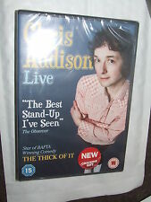 Chris Addison Live  DVD NEW AND SEALED