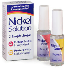 Nickel Solution by Athena Allergy (nickel detect & protect kit)