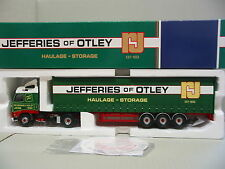 Corgi CC12416 - JEFFERIES of OTTLEY - Volvo FM Globetrotter Curtainside