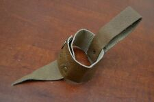 CUSTOM MADE DRINK BEER BOTTLE BROWN LEATHER HOLSTER HOLDER BELT #T-578