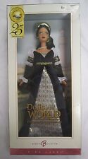 DOLLS OF THE WORLD Barbie 25th Anniversary PRINCESS of the RENAISSANCE NIB *