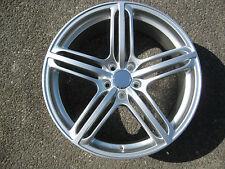 """NEW 20"""" AUDI RS6 V10 STYLE ALLOY WHEELS 5X112 ET40 A4 A6 A7 A8 Q5 S4 S6 SLINE TT"""